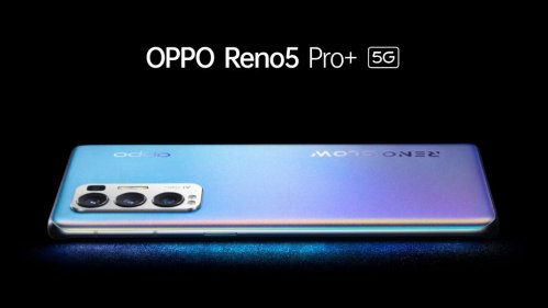 Características del OPPO Reno 5 Pro+: El mejor móvil de la serie ya es oficial