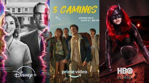 Todos los estrenos de series y películas en enero de 2021: Disney+, Prime Video y HBO