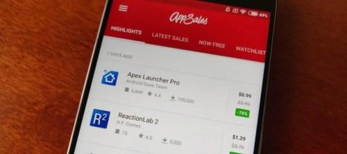La mejor forma de descargar apps de pago gratis por tiempo limitado
