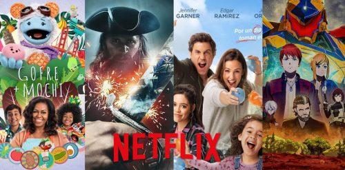 Conoce todos los estrenos de Netflix en marzo de 2021