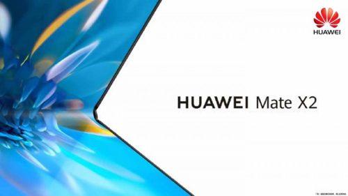 Revelada la fecha de lanzamiento del Huawei Mate X2: diseño confirmado