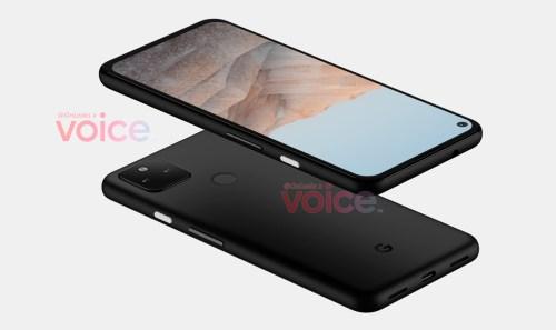 Imágenes reales del Google Pixel 5A, un dispositivo muy continuista