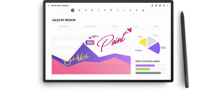 Samsung Notes-Como crear apuntes digitales con aplicaciones de productividad