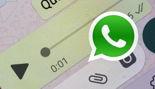Ya puedes reproducir en 3 velocidades las notas de voz de WhatsApp