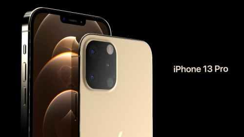 iPhone 13 vendría con un notch más pequeño en su pantalla