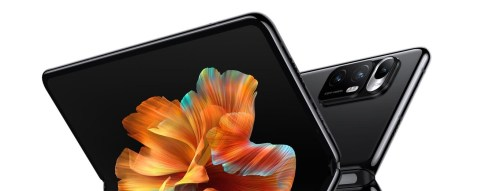 ¡Increíble! Xiaomi Mi Mix Fold es todo un éxito en China