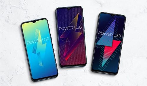 Nueva serie Wiko Power U: Larga autonomía de otro nivel y gran pantalla