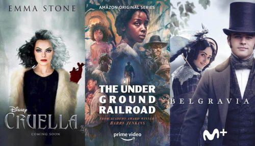 Estrenos de series y películas en mayo 2021: Disney+, Prime Video y Movistar+