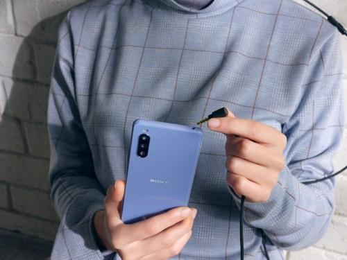 Sony Xperia 10 III: un gama media 5G fuera de lo habitual