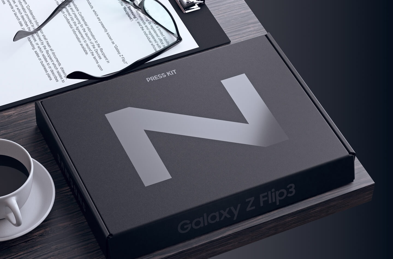 smartphones de Samsung-Galaxy Z Flip 3