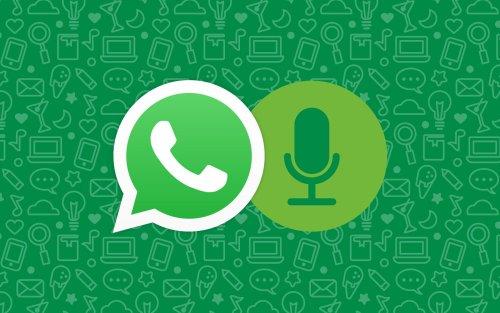 Los audios acelerados en Whatsapp ya es una realidad para todos
