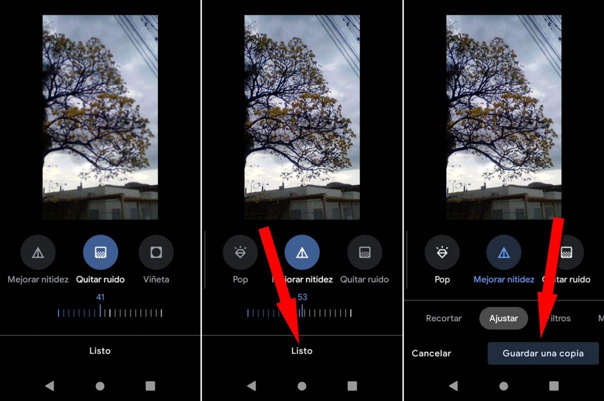 Cómo editar mejor fotos con Google Fotos tutorial