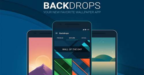 Backdrops: La mejor app para descargar tus Wallpapers