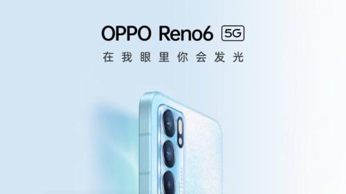 Oppo Reno 6: un gama media con ganas de ser Premium