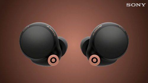 Nuevos auriculares Sony WF-1000XM4: mayor potencia y soporte LDAC