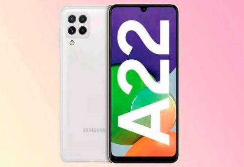 Nuevos Samsung Galaxy A22 4G y A22 5G: El 5G más barato de la compañía