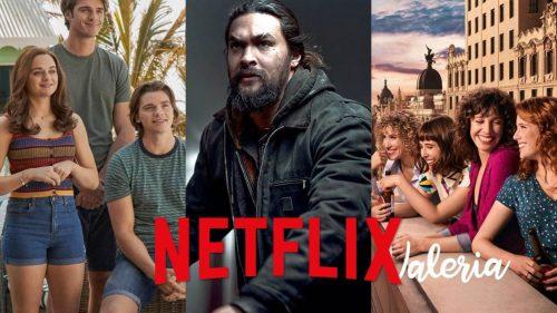 Todos los estrenos de Netflix en agosto de 2021: Series, películas y más
