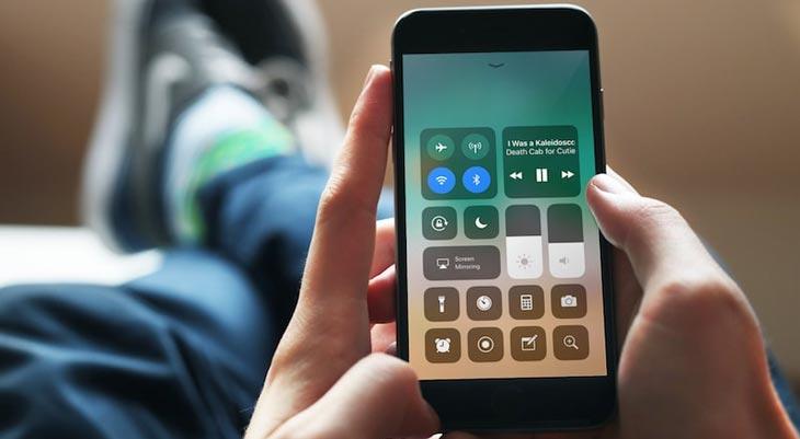grabar la pantalla de tu iphone
