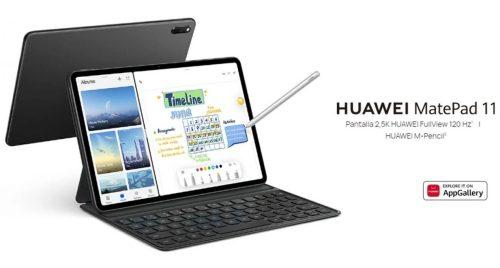 Ya puedes comprar la Huawei MatePad 11 en España con HarmonyOS