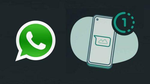 Cómo configurar WhatsApp para que las fotos y vídeos se vean una sola vez