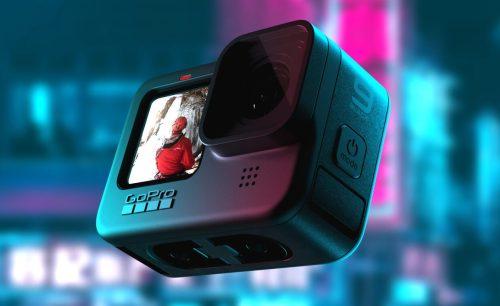 Esta GoPro HERO 9 Black está en oferta, ¡Y te llevas una microSD de 128GB gratis!