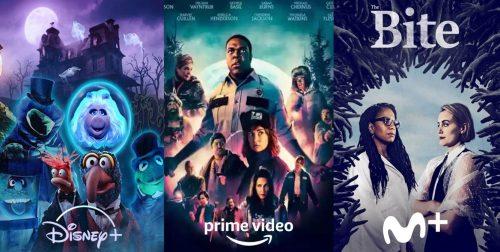 Estrenos de series y películas en octubre 2021: Disney+, Prime Video y Movistar+