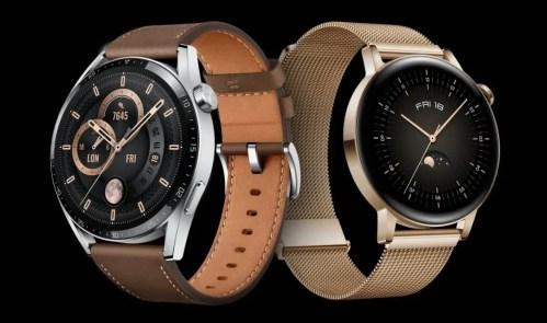Características del Huawei Watch GT 3: Nuevo reloj con larga autonomía
