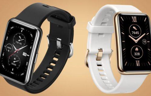 Huawei Watch Fit y Watch Fit Elegant Edition en oferta por menos de 80€