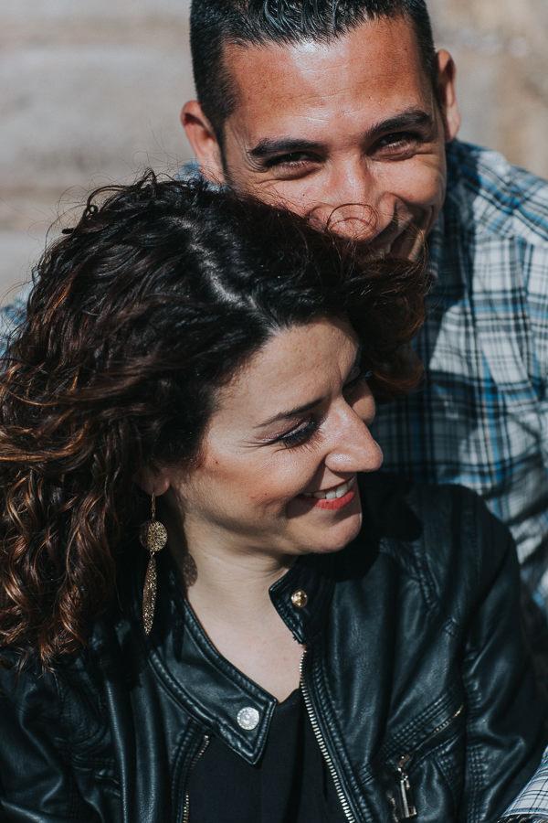 fotografia di coppia