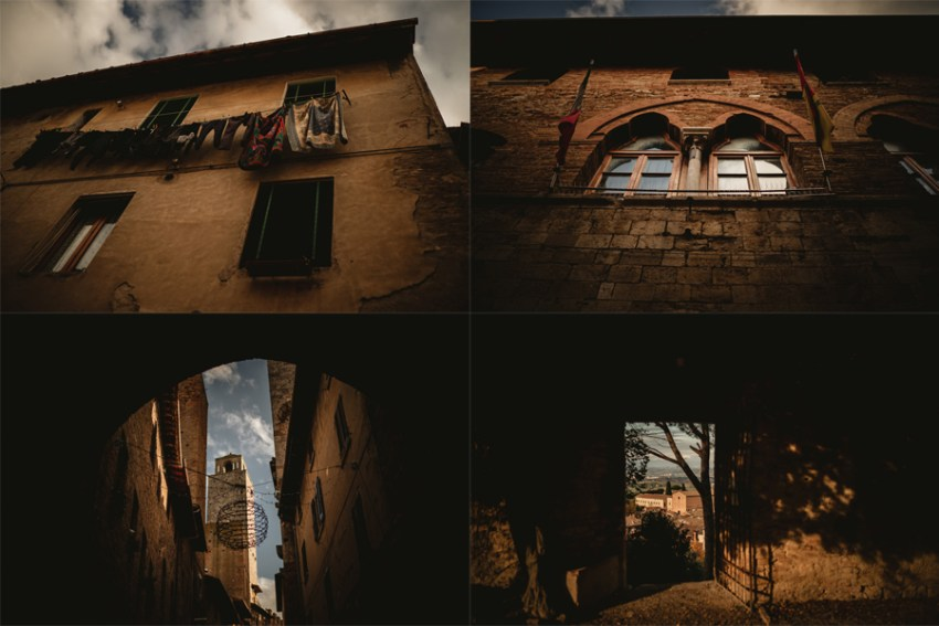 Matrimonio a San Gimignano