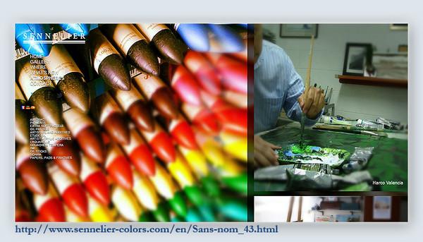 sennelier colours