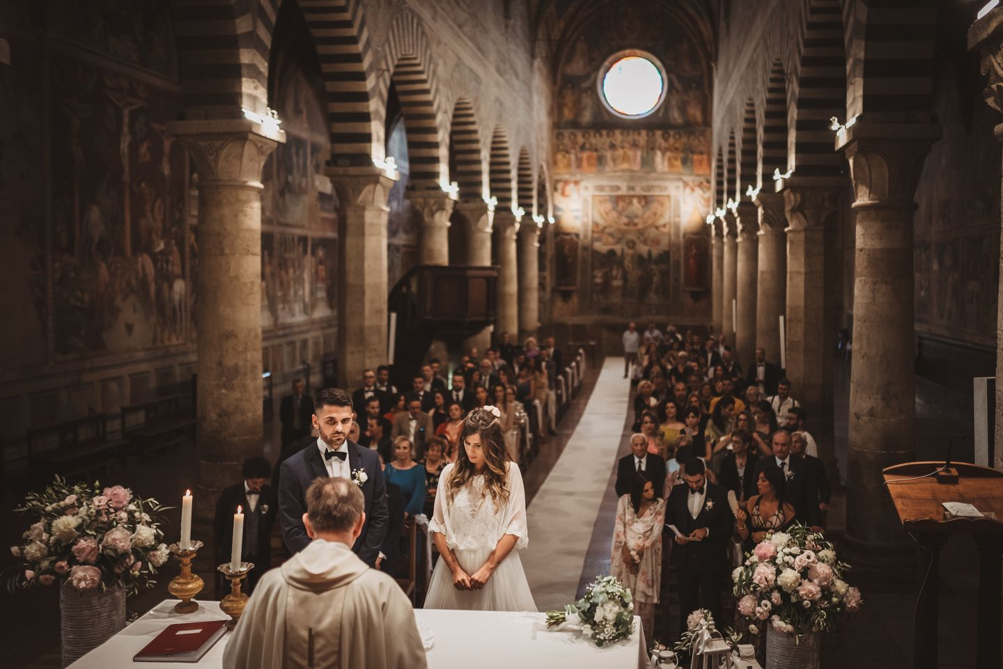 Wedding Photographer San Gimignano Florence Tuscany
