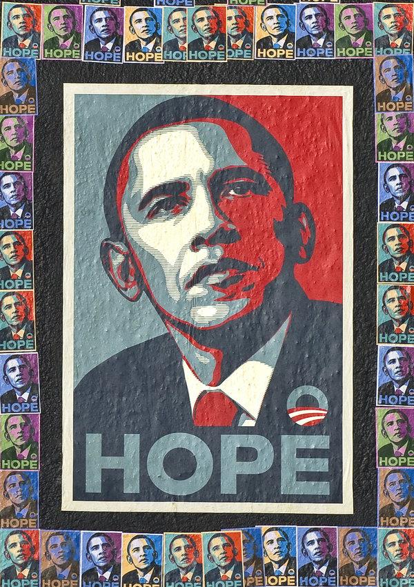 manifesto elettorale obama