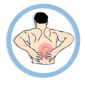 Mal di schiena lombare, lombalgia