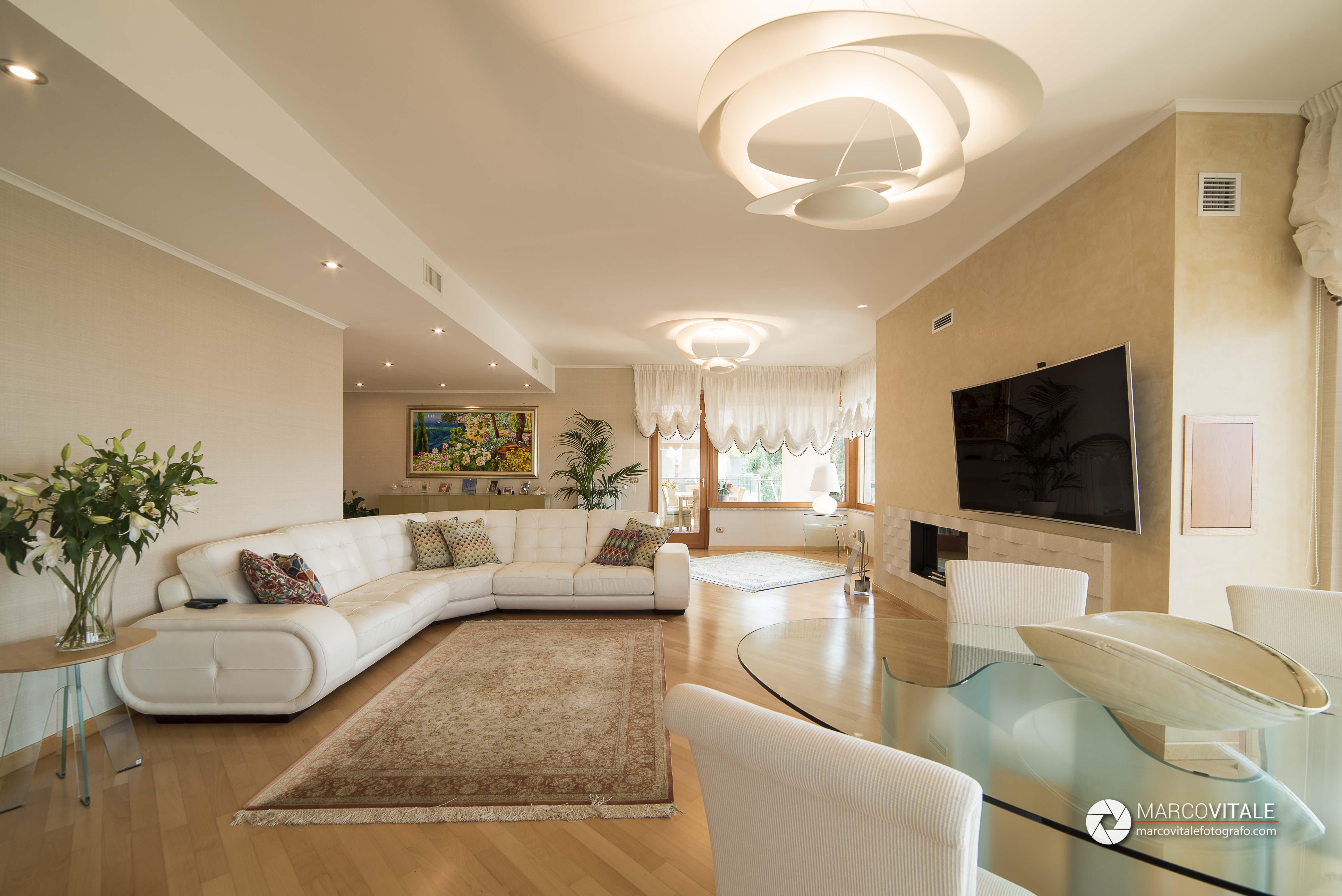 Fotografia di interni per settore immobiliare