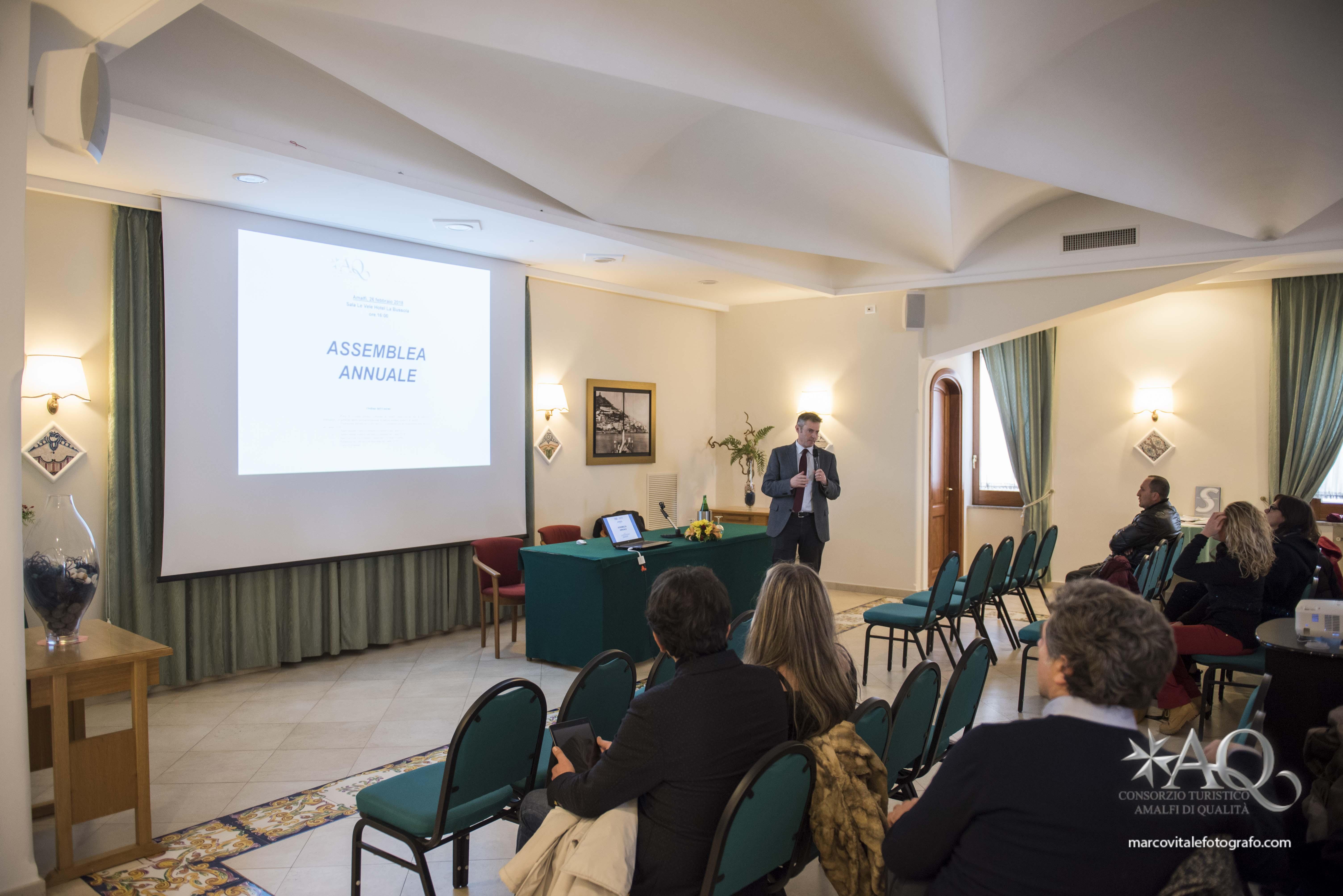 Fotografo per meeting e convegni - Costiera Amalfitana