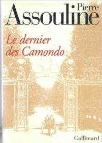 Le dernier des Camondo de Pierre Assouline