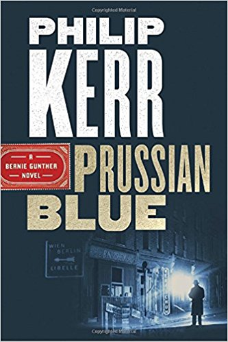 Prussian Blue de Philip Kerr