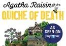 Agatha Raisin and the Quiche of Death de M.C. Beaton