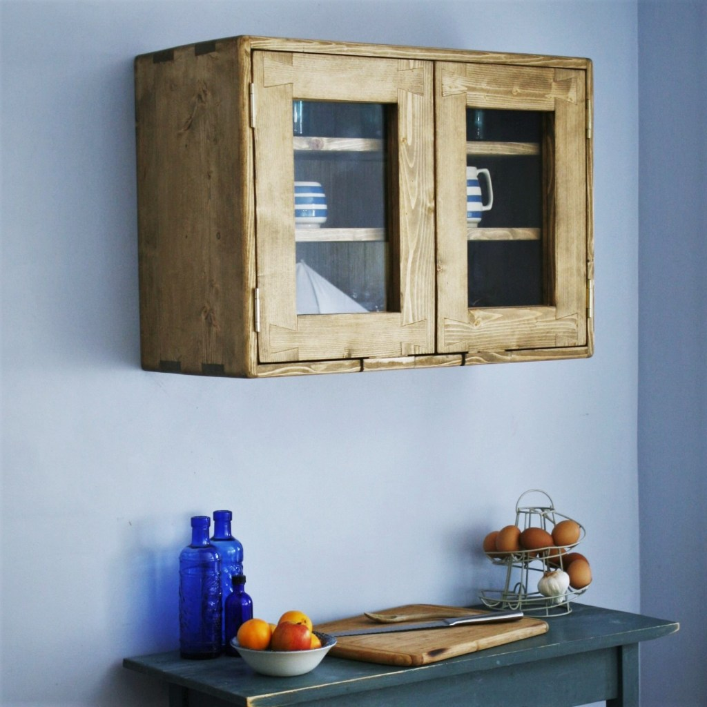Wooden Kitchen Cabinets Uk: Kitchen Cabinet Premium Custom Handmade From Natural Wood
