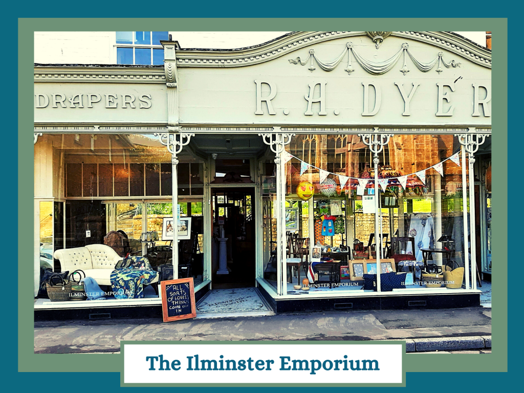 Buy handmade furniture from Marc Wood Joinery at the Ilminster Emporium in Somerset UK