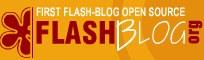 Flashblog Logo