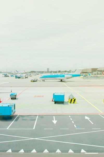 Airport; Schiphol; Amsterdam; aeroplane; platform