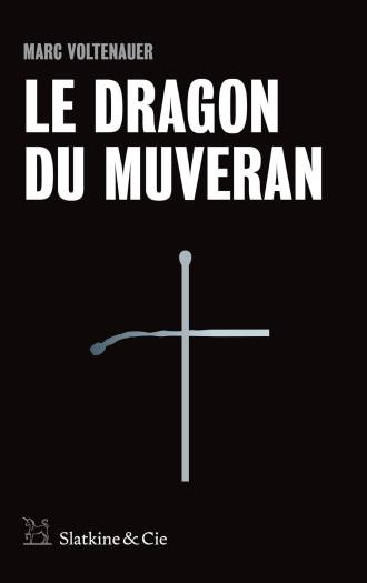 Couverture Le Dragon du Muveran