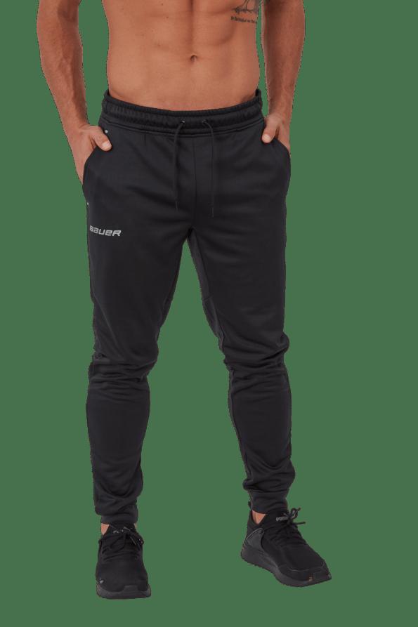 Bauer-Vapor-Fleece-Melegitonadrag-fekete