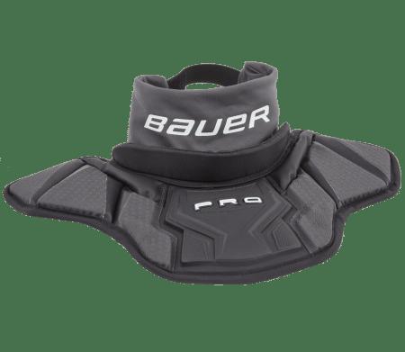 bauer pro certified kapus nyakvédő
