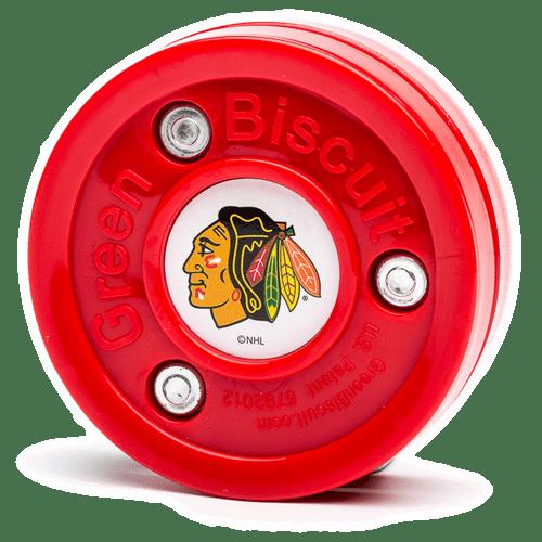 green biscuit piros chicago blackhawks korong