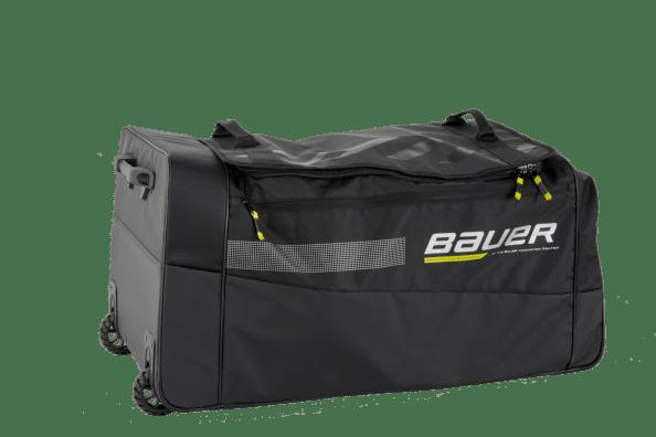 Bauer-Elite-Gurulos-Taska-Fekete-Fektetve