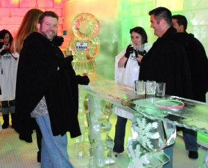 Ice Bar Fire and Ice