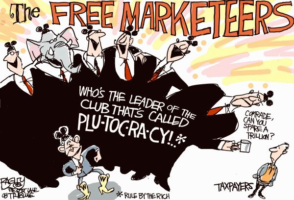 Image result for plutocrat cartoon